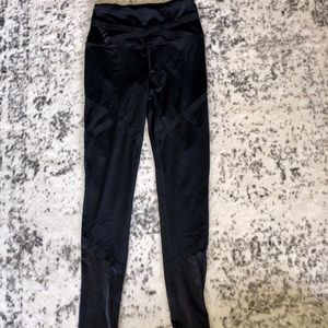 Victoria's Secret shimmy high waisted workout pant